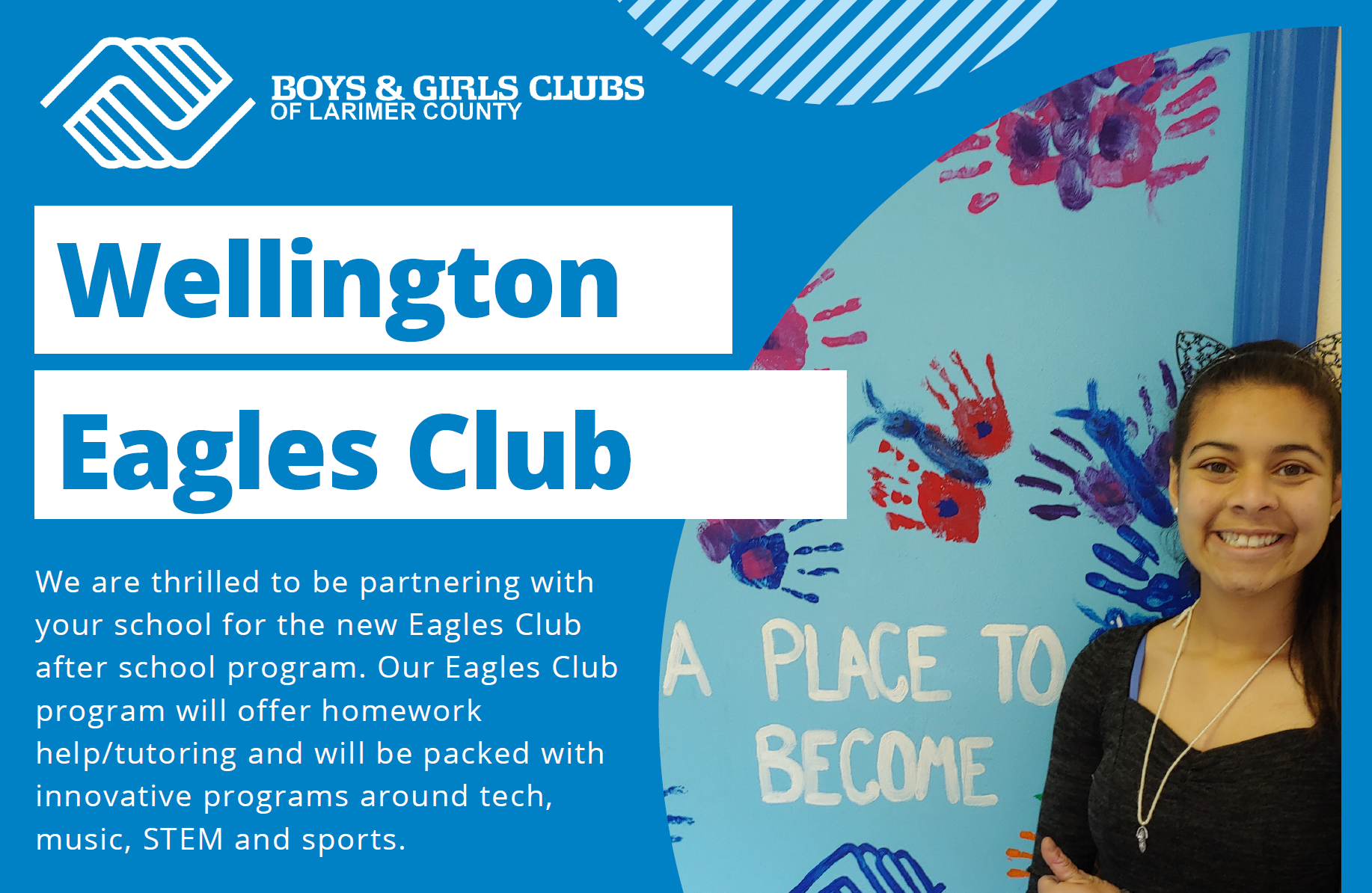 Eagles Club in Partnership with Boys & Girls Club