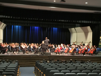 Poudre Middle School Orchestra Festival
