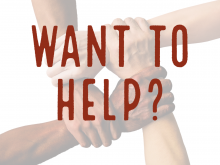 Want to Help?