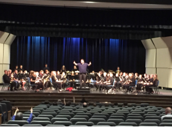Poudre Middle School Band Festival